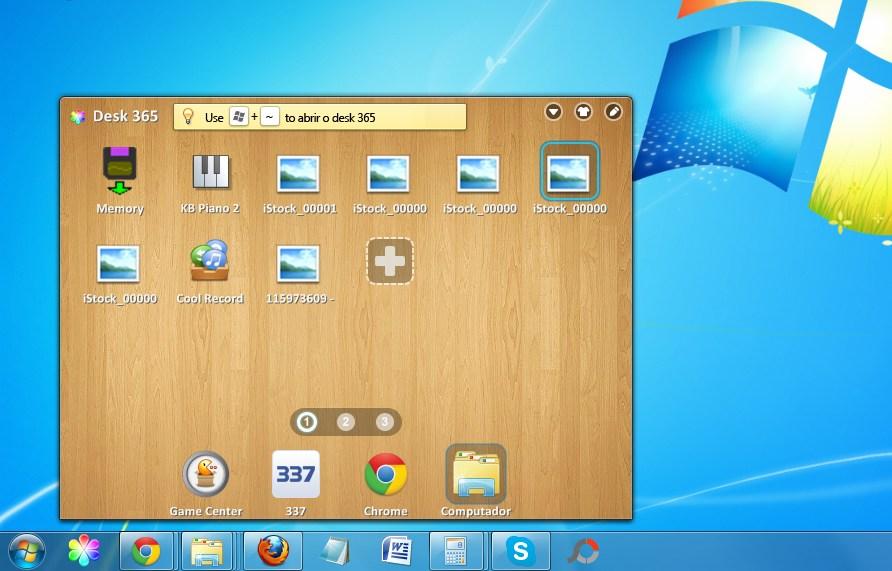Desk 365 - Imagem 1 do software
