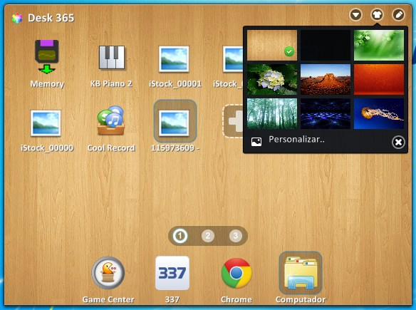 Desk 365 - Imagem 2 do software