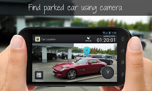 Park Me Right: Car Locator - Imagem 1 do software
