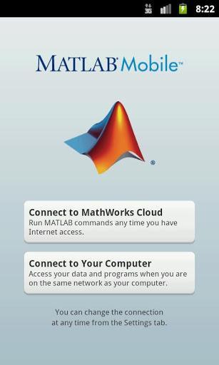 MATLAB Mobile - Imagem 3 do software