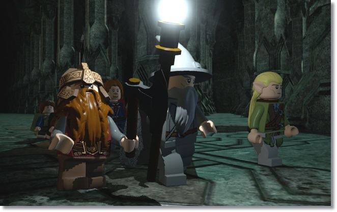LEGO The Lord of the Rings - Imagem 1 do software