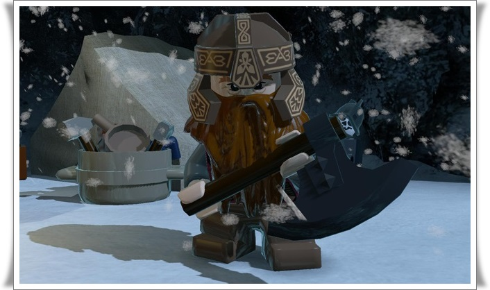 LEGO The Lord of the Rings - Imagem 2 do software