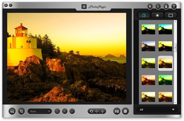 Softease PhotoMagic - Imagem 1 do software
