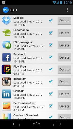 Useless Apps Remover - Imagem 1 do software