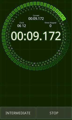 Micro Stopwatch Pro - Imagem 2 do software