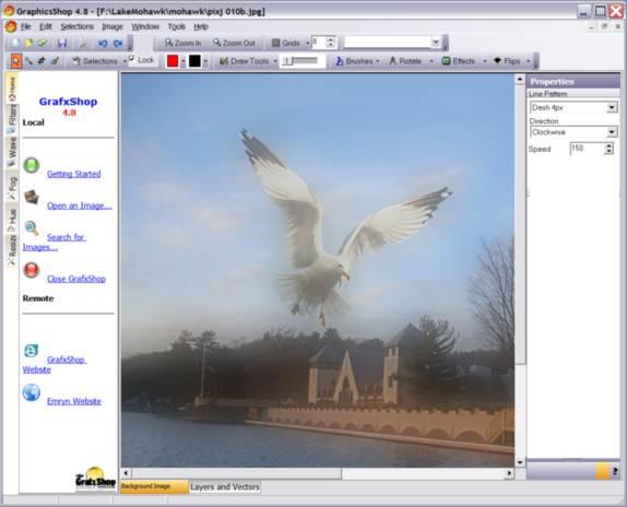 Grafx Shop - Imagem 1 do software