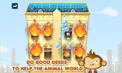 Super Monkey Jr. - Mini Games For Kids - Imagem 1 do software