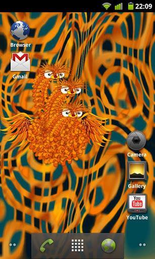 Bestiary Live Wallpaper - Imagem 1 do software