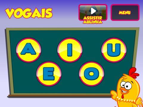 Escolinha da Galinha Pintadinha HD - Imagem 1 do software