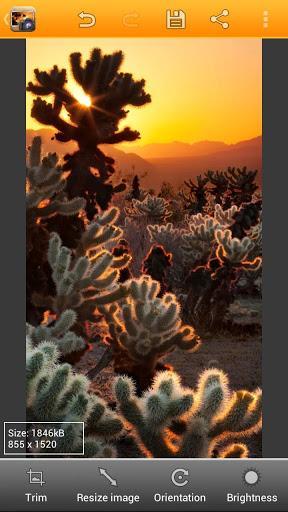 Quick Pic Editor - Imagem 1 do software