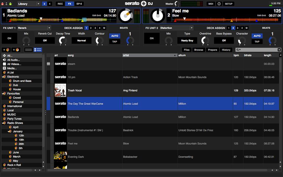 Serato DJ Pro Download para Windows Grátis