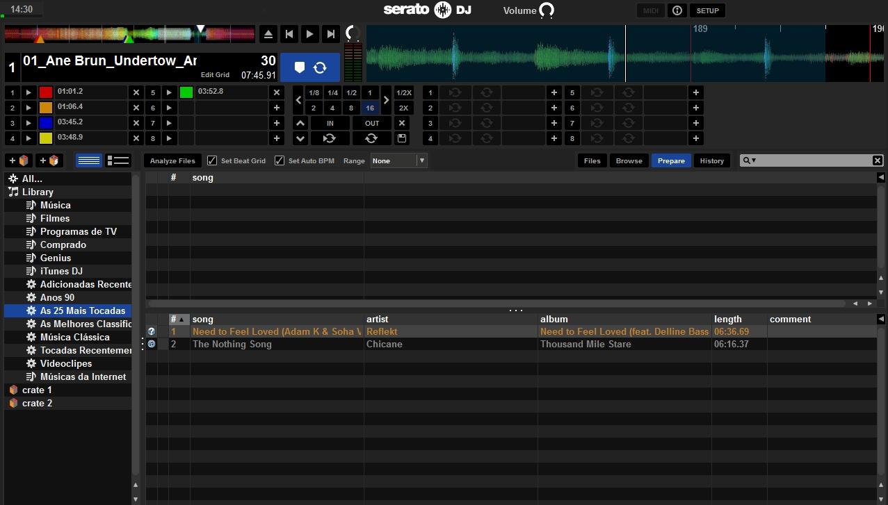 programa para mixar musicas no celular