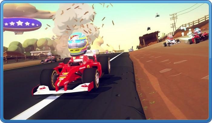F1 Race Stars DEMO.