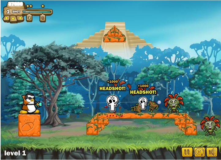 Zombies vs Penguins 2 - Imagem 1 do software