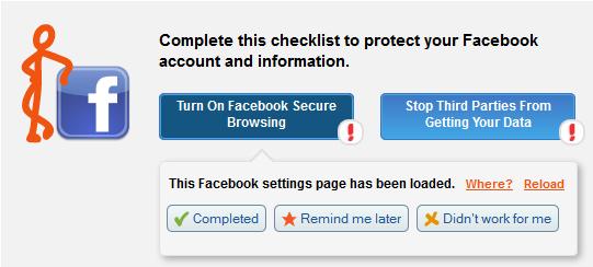 Priveazy Lockdown - Imagem 3 do software