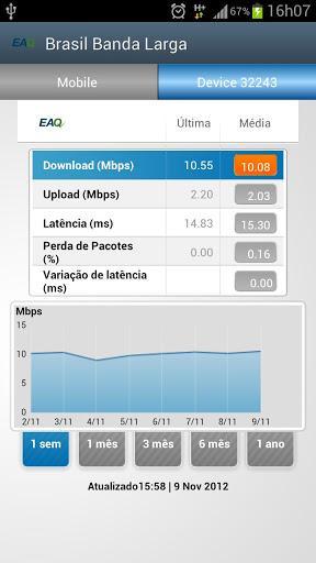 Brasil Banda Larga - Imagem 2 do software