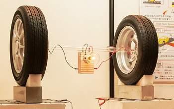 23e08aa673a Carro elétrico consegue se recarregar com energia vinda dos pneus ...