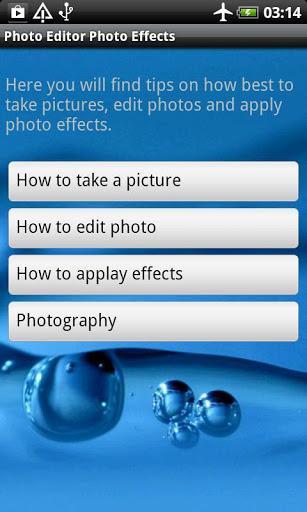 Photo Editor Photo Effects - Imagem 2 do software