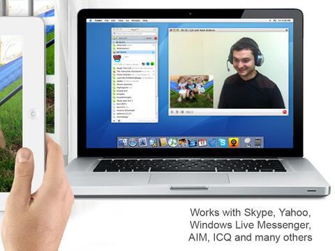 WebCamera - Imagem 2 do software