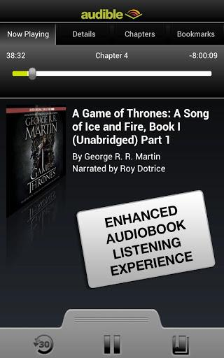 Audible for Android - Imagem 1 do software