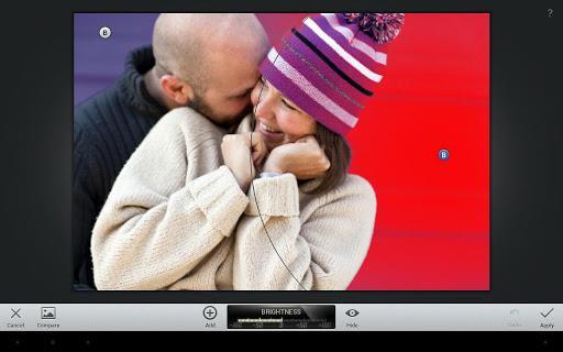 Snapseed - Imagem 1 do software
