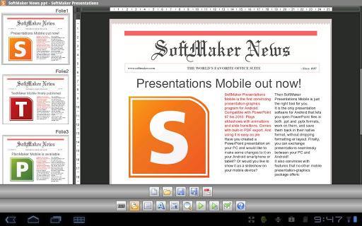 Office: Presentations TRIAL - Imagem 1 do software