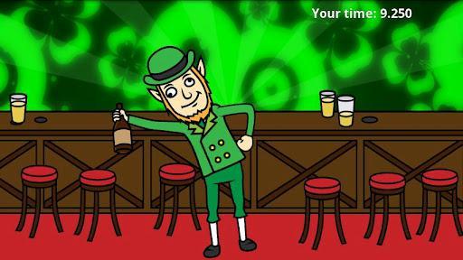 St Patrick`s Day: Drunk Lep - Imagem 1 do software
