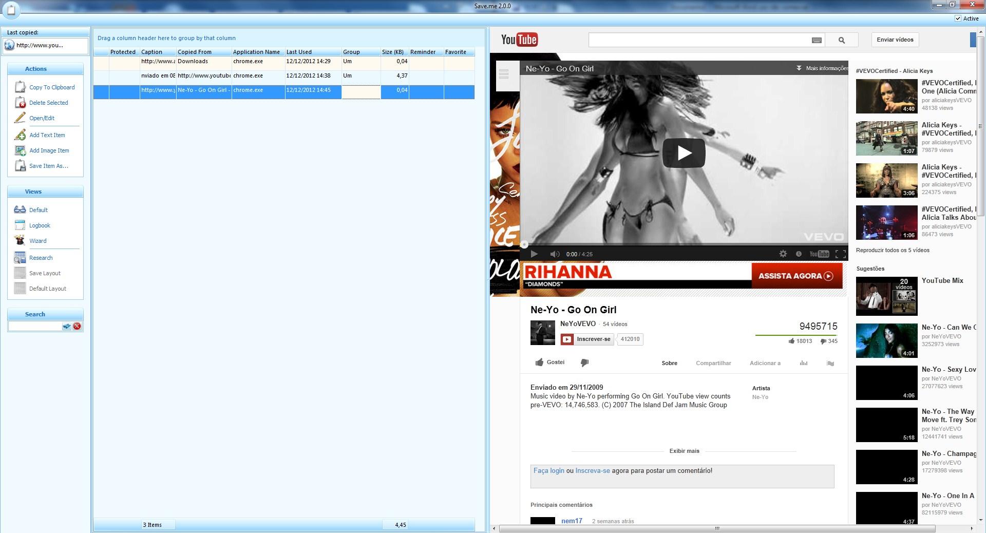 Save.me Aiclipboard - Imagem 2 do software
