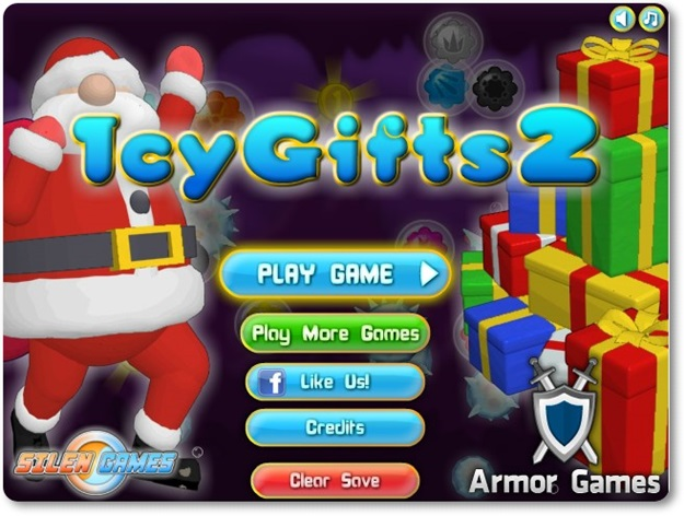 Icy Gifts 2 - Imagem 1 do software