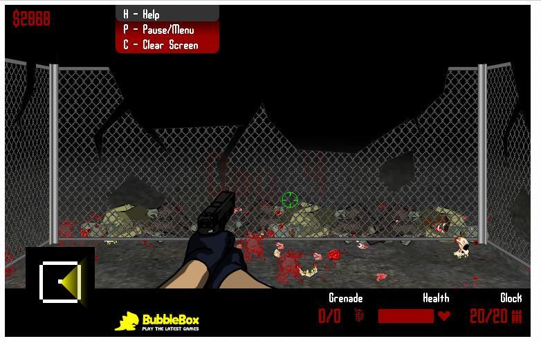 Zombie Kage - Imagem 1 do software