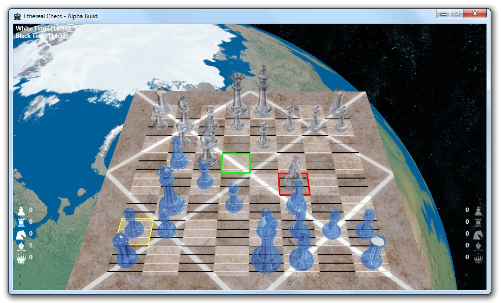 Ethereal Chess 3D - Imagem 1 do software