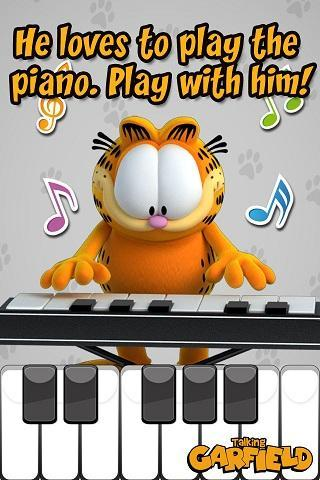 Talking Garfield Free - Imagem 2 do software