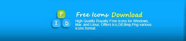 Free Icons Download - Imagem 1 do software