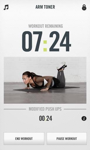 Nike Training Club - Imagem 2 do software