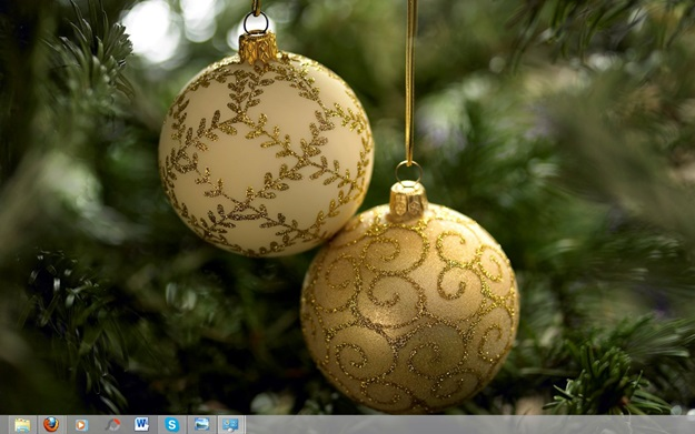 Decking the Halls Theme - Imagem 1 do software