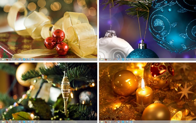 Decking the Halls Theme - Imagem 2 do software