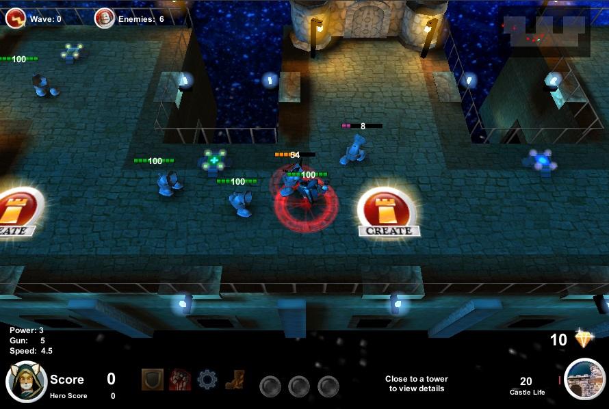 The Castle Keeper - Imagem 1 do software