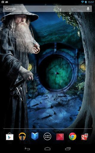 O Hobbit Live Wallpaper - Imagem 1 do software