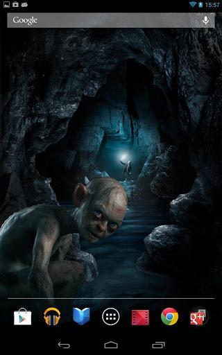 O Hobbit Live Wallpaper - Imagem 2 do software