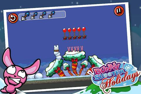 Bunny Shooter Christmas - Imagem 1 do software