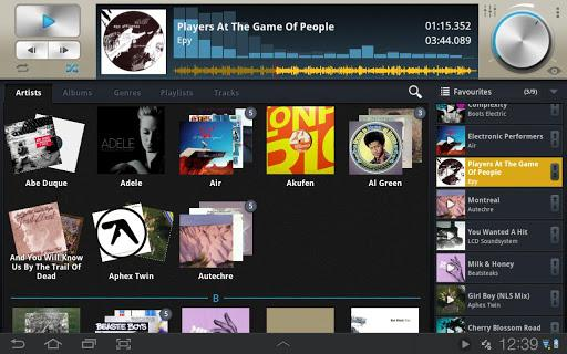 Select! Music Player (trial) - Imagem 1 do software