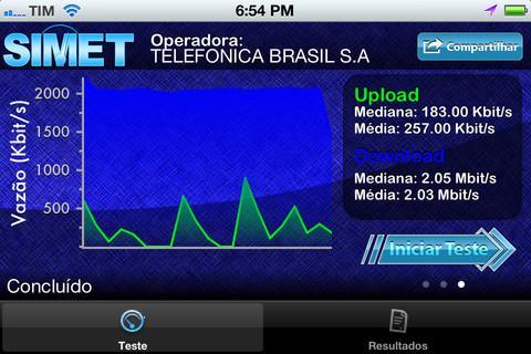 SIMET Mobile - Imagem 1 do software