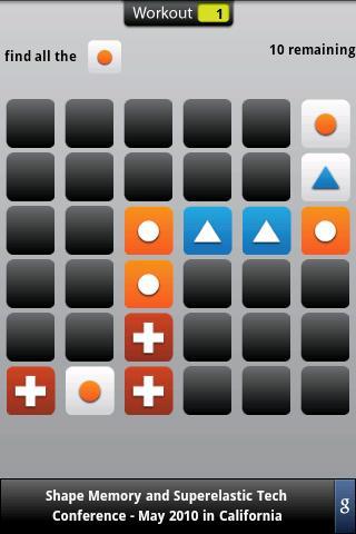 Memory Trainer - Imagem 2 do software