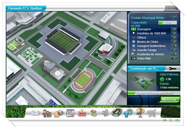 Top Eleven – Be a Football Manager - Imagem 6 do software