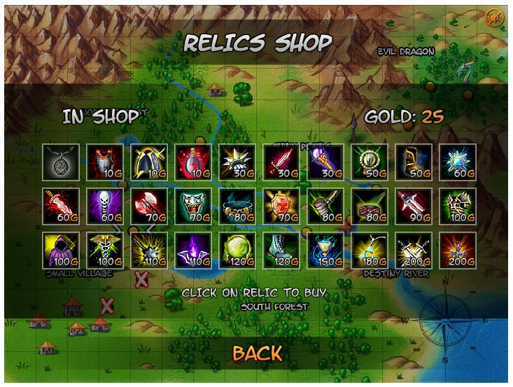 Hired Heroes - Imagem 3 do software