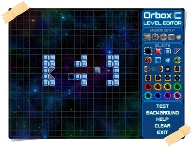 Orbox C - Imagem 3 do software