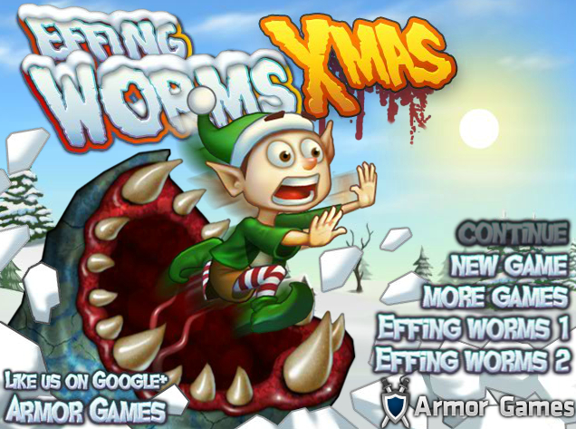 Effing Worms – Xma - Imagem 1 do software