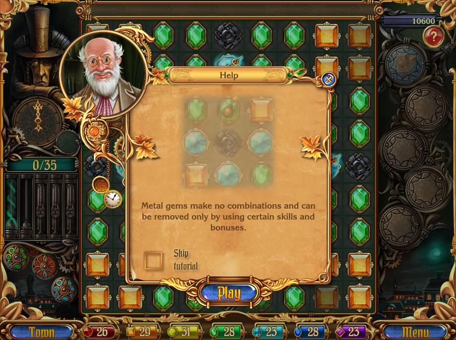 Old Clockmakers Riddle - Imagem 1 do software