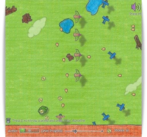 Notebook Wars 3 Unleashed - Imagem 1 do software