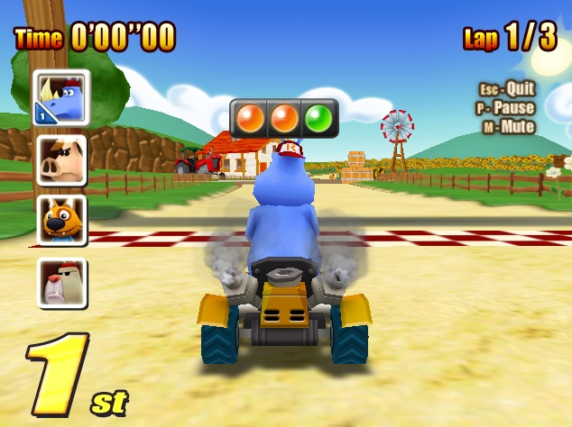 Go Kart Go! Turbo! - Imagem 1 do software